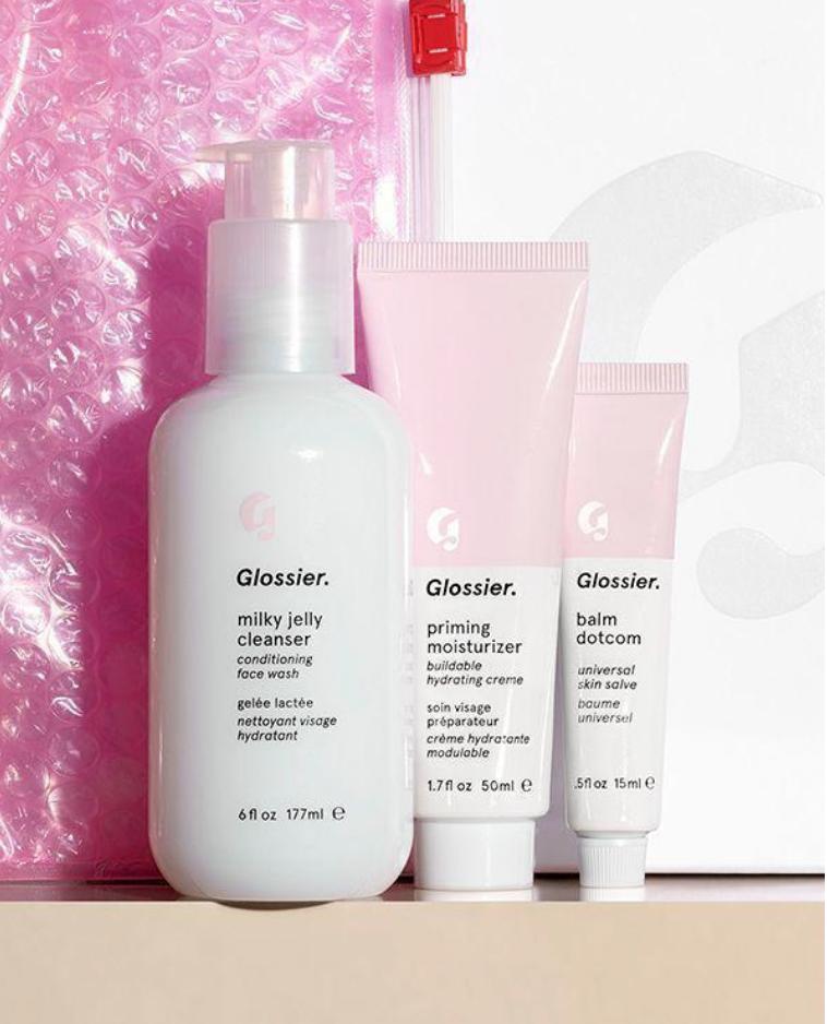 Glossier The Skincare Set -