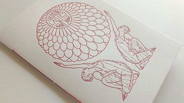 @katiemarienealon and I are getting ready to launch our coloring book, Coloring Ladies, on IndieGoGo! It features 10 of my illustrations hand-bound in a letterpress printed cover by Katie. We've been working on this for over a year and we're so excited to put it out into the world with your help! Click the link in my bio to find out about the launch date :) . . #coloringladies #coloringbook #letterpress #letterpressprinting #illustration #artdeco #indiegogo #crowdfunding #sonomacounty #artists