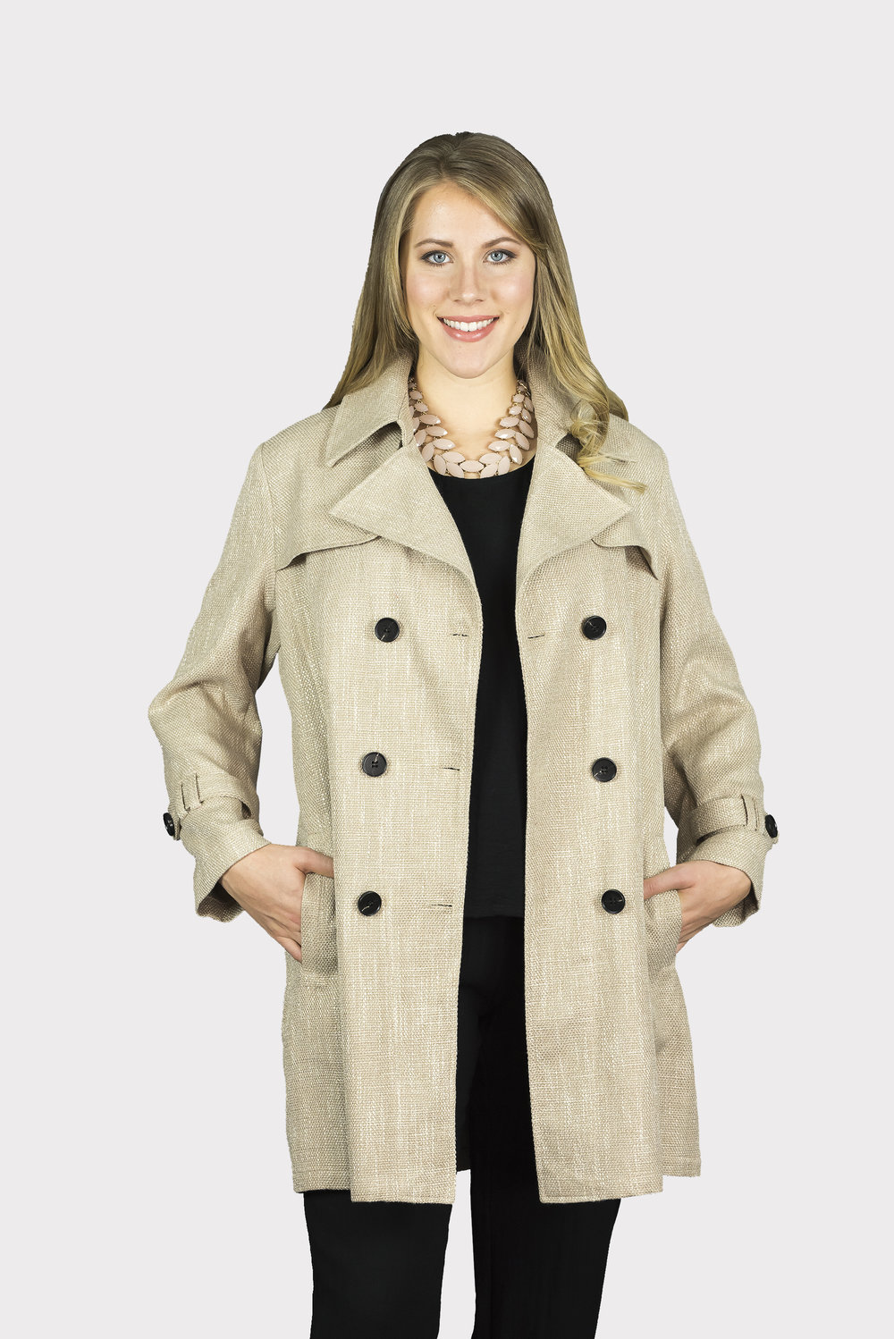 AA8003 - Carmen Jacket SG12 - Wheat