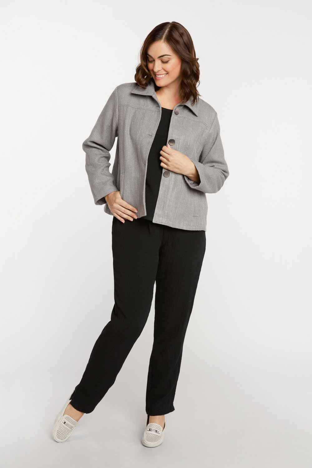 AA8144 - Kimberly Jacket SG27 - Grey