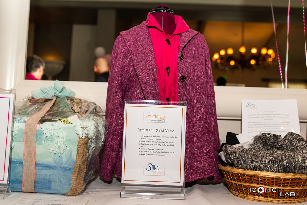 2018    People with Purpose Gala   : Fridaze is a regular donor to the HERS Annual Gala.