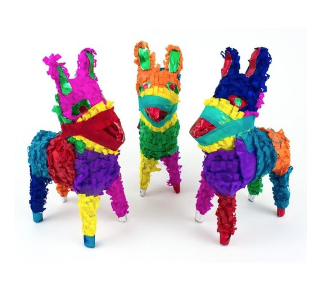 Free Mini-Piñata! - When you Buy 2 or More Bottles of Tequila or
