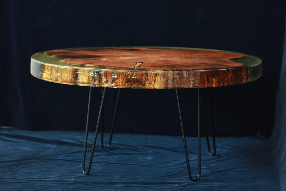 Resin Coffee Table