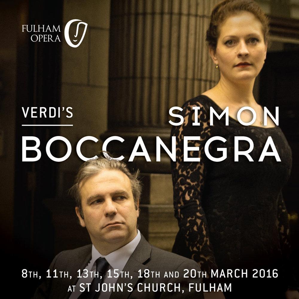 Simon Boccanegra - March 2016