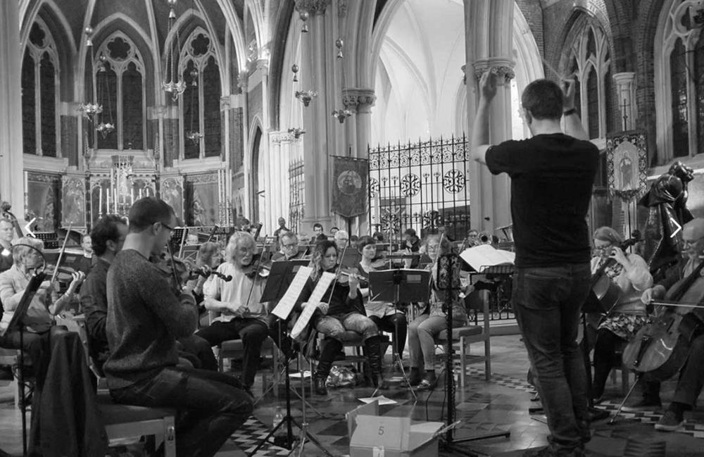Peter Grimes Orchestral Workshop - April 2015