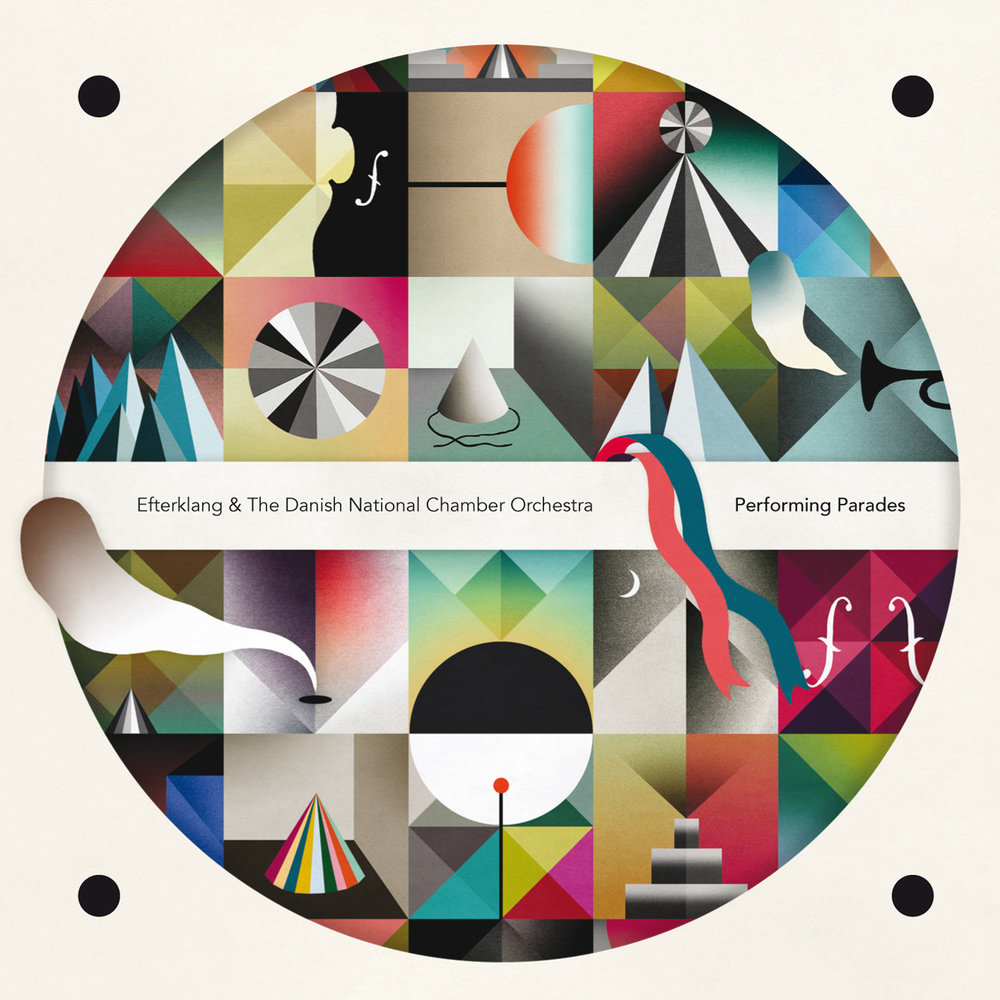 Performing Parades - 2008 - EFterklang & The danish national chamber orchestra(live album)
