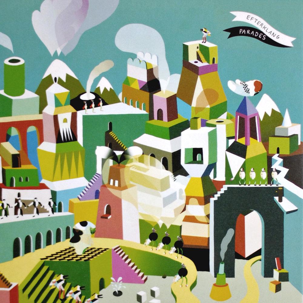 Parades - 2007 - Effterklang(Album)