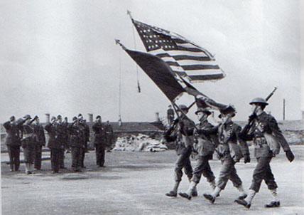 U.S. Troops in Derry