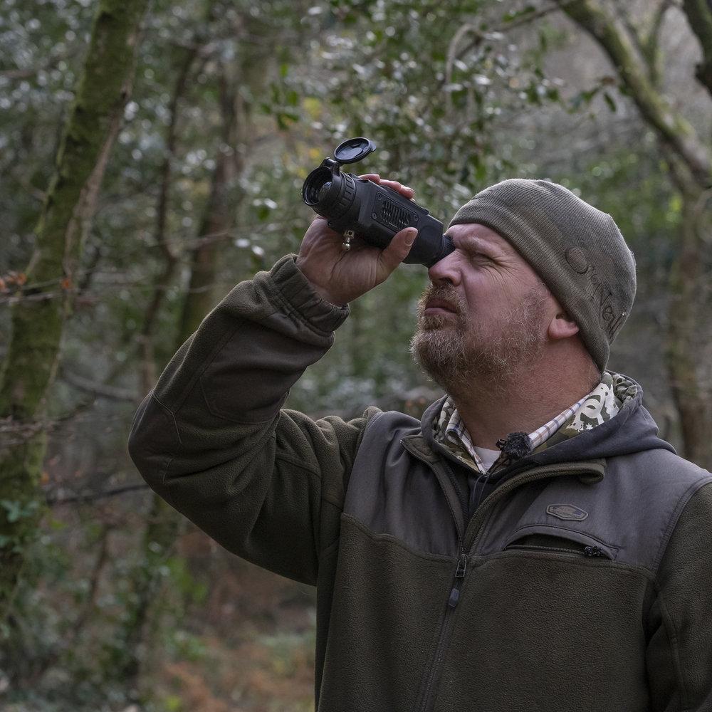 Ian Hampton   Project Field Ranger