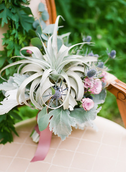 Lane Baldwin Photography Tillandsia bouquet