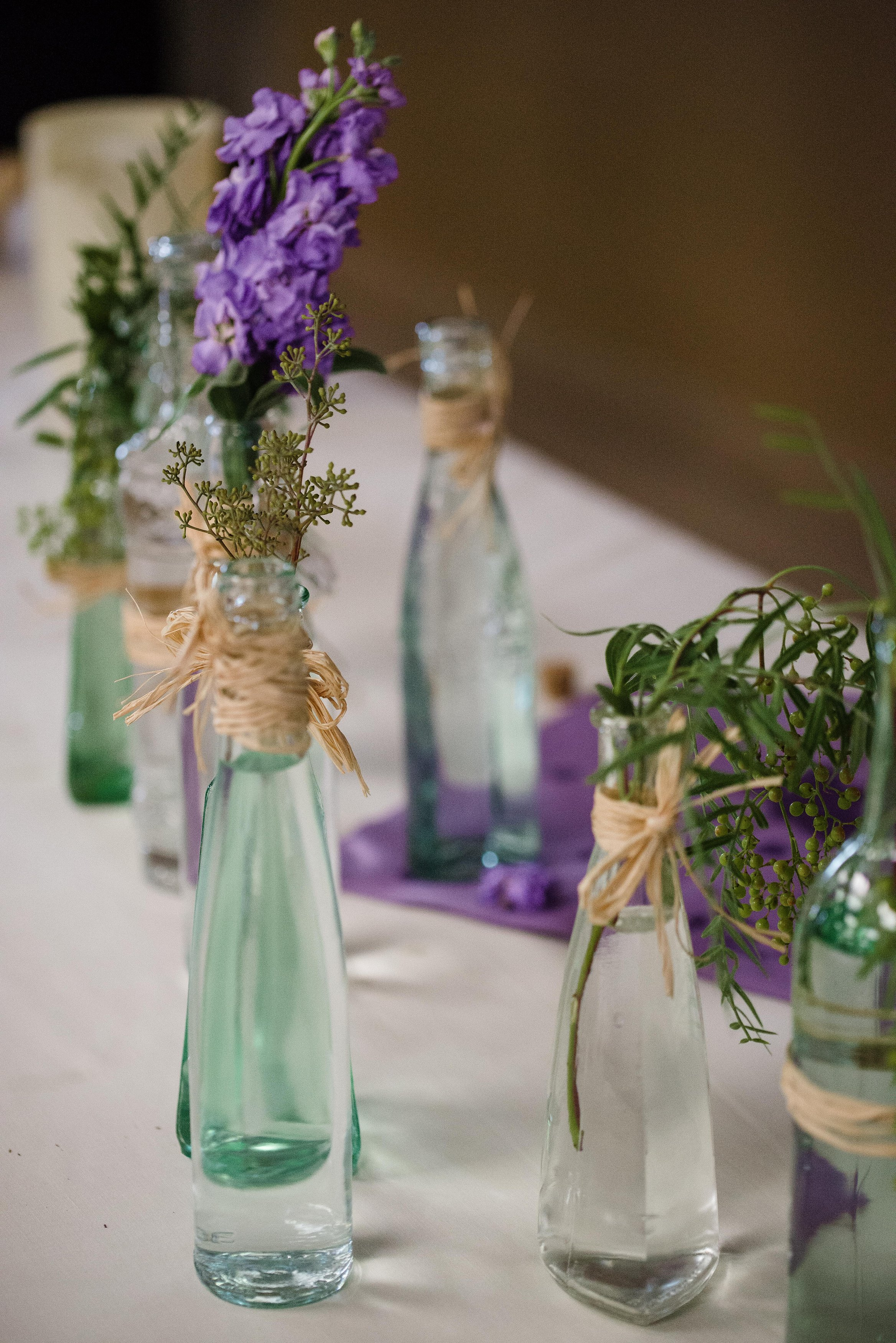 Vases with Flowers