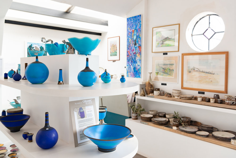 Ceramics by Richard Baxter