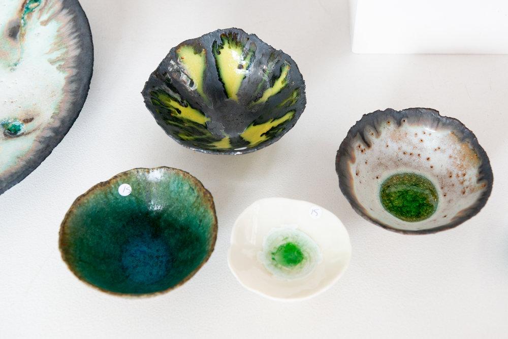Ceramics by Julie O'Sullivan