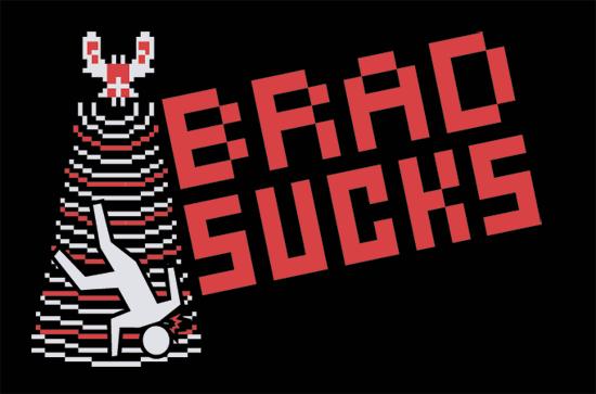 BradSucks-Arcade-Tshirt