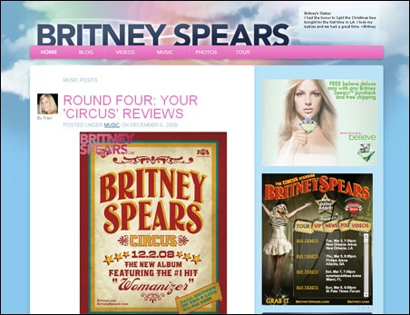 britneyspearswebsite