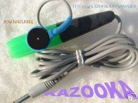 kazooka, electric kazoo