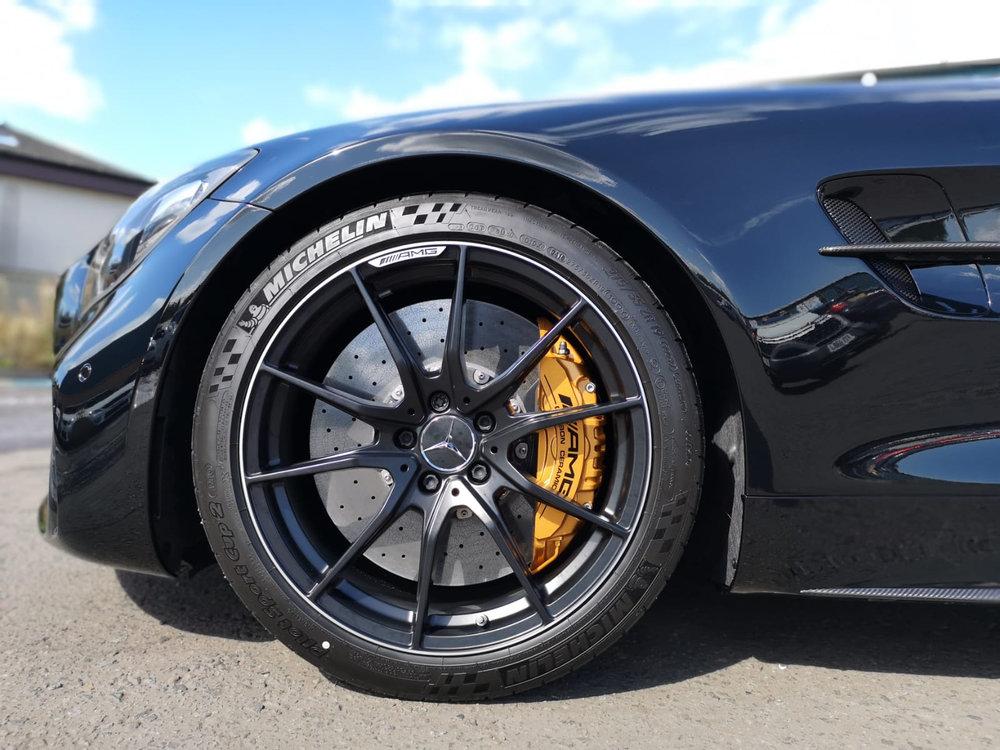 AMG GT R-3-Side