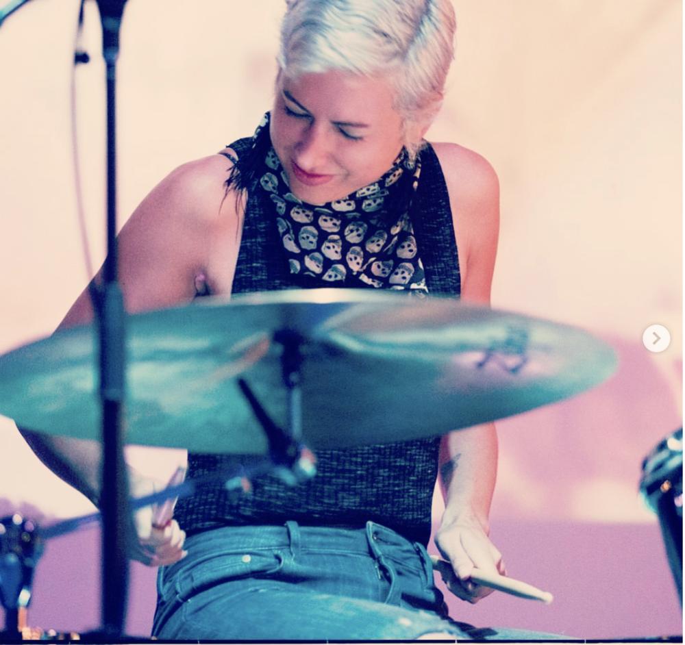Jessamyn Violet - Drums