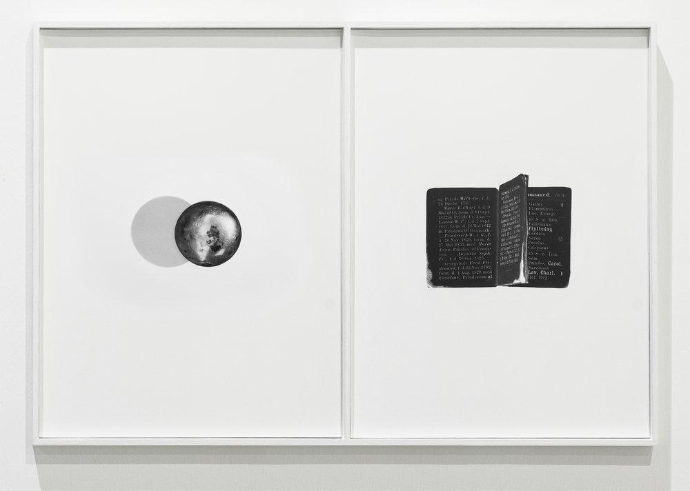 Almanaque, fotografía analógica impresión gelatina de plata en papel mate, enmarcada, 42 x 62cm, 2016.jpg