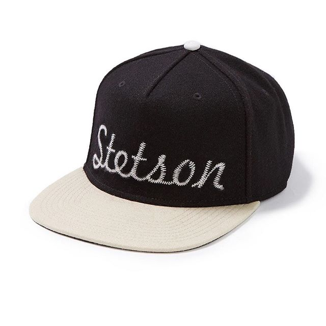 """""""The Stetson brand has suffered from """"genericide"""" since its inception. Western hats have often been referred to as """"Stetsons""""—regardless of their maker. """"Genericide"""" occurs when a product becomes so successful, the name comes to signify the entire market for that product, diminishing its value. Notable examples include zippers, band-aids, and Xerox. It also occurs when the trademark passes into everyday language as a noun or a verb. With the name """"Stetson"""" used as a synonym for a Western hat, what is a """"Stetson hat"""" to consumers? Although this baseball hat is made by Stetson and is embroidered with the Stetson name, to the general public, this hat would not be considered a """"Stetson hat."""""""" In her case study """"What's in a Name?"""", co-curator Marisa Lujan (@marisa_lujan) explores the history of Stetson Worldwide (@stetsonusa) and the American West.  Image: Stetson baseball hat. Image courtesy of Stetson Worldwide."""
