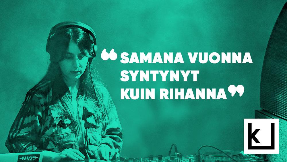 Kolmekymppiset mini documentary – Renaz Ibrahimi