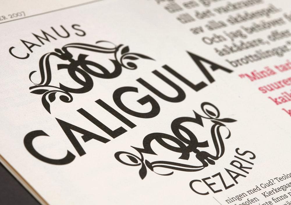 Viirus – Caligula by Cezaris