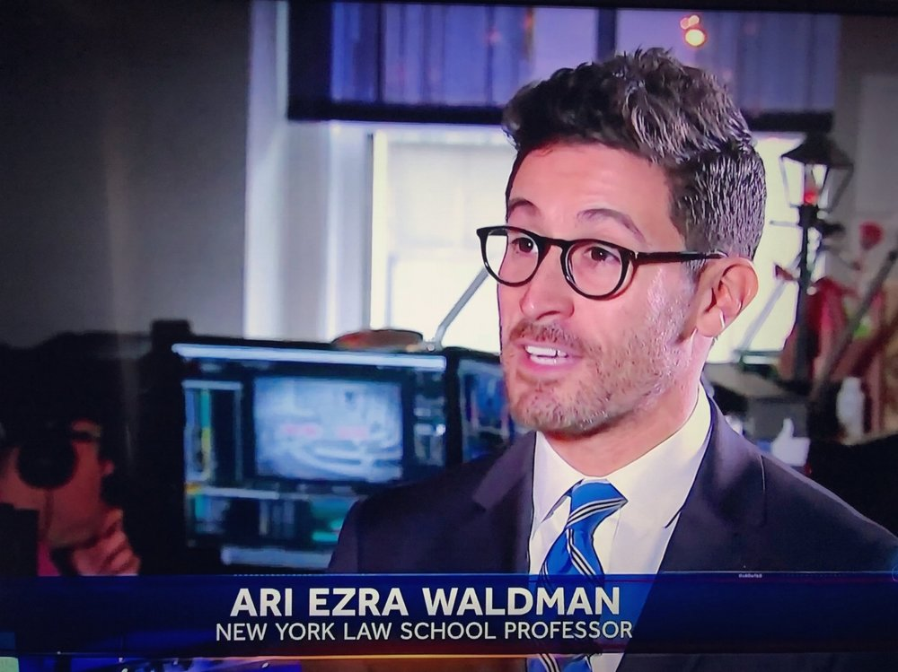 NBC Nightly News, July 23, 2018   I appeared on NBC Nightly News to discuss some implications of an Uber and Lyft driver recording his passengers without consent.