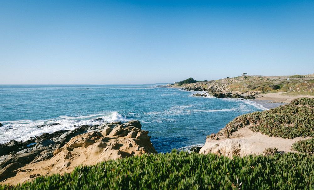 Koast Pacifica California Coastline