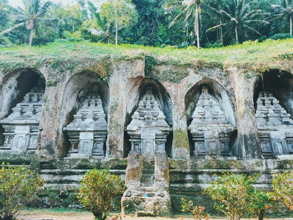 Gunung Kawi,  Banjar Penaka, Tampaksiring, Gianyar, Bali 80552, Indonesia