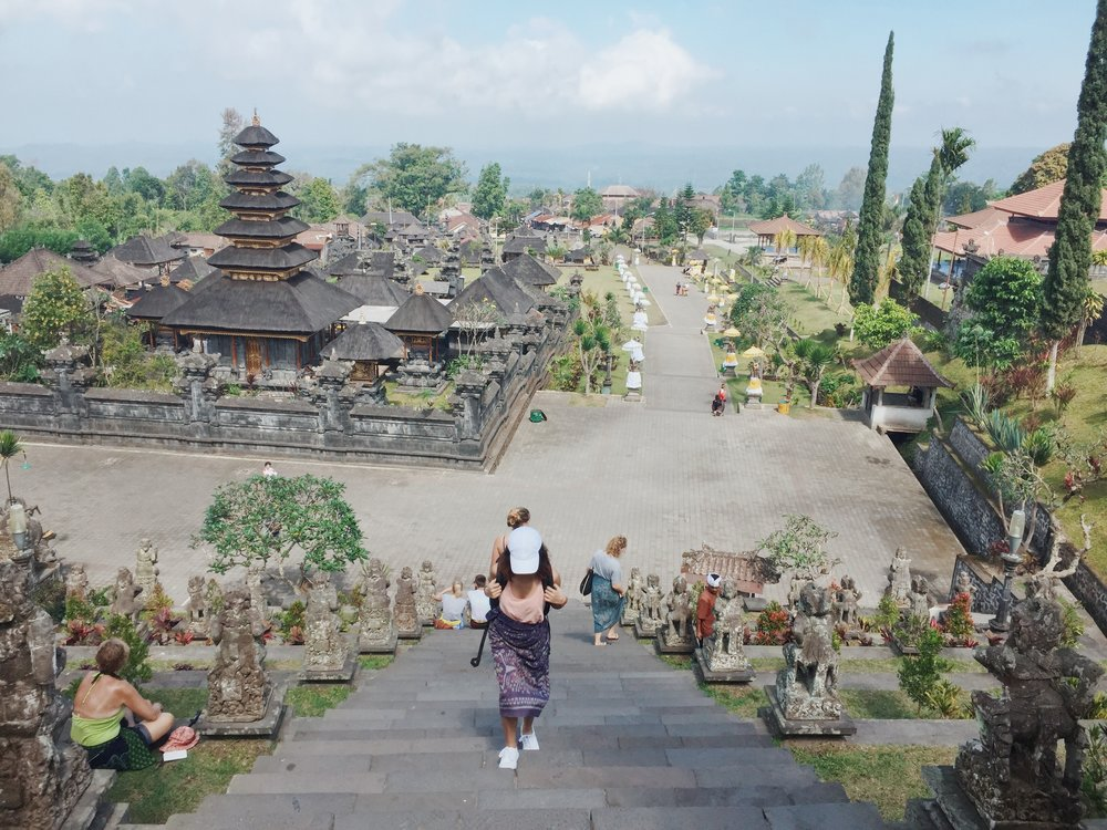 Pura Penataran Agung, Mother Temple,  Besakih, Rendang, Kabupaten Karangasem, Bali 80863