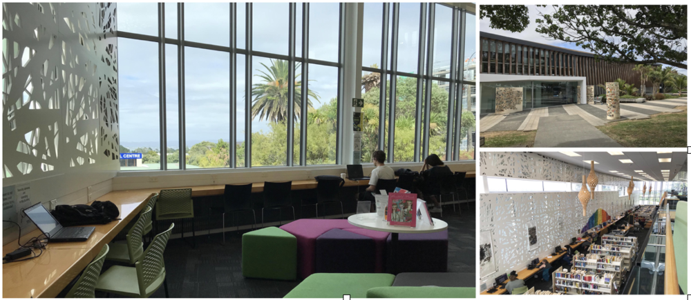 Birkenhead library, Auckland