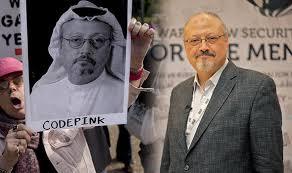 Jamal Khashoggi was reportedly killed in a fist fight inside the Saudi consulate in Istanbul (Image: Getty )