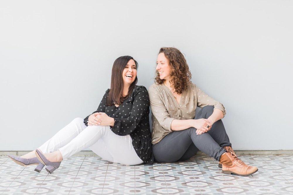Jessi and Megan Laughing 2.jpg