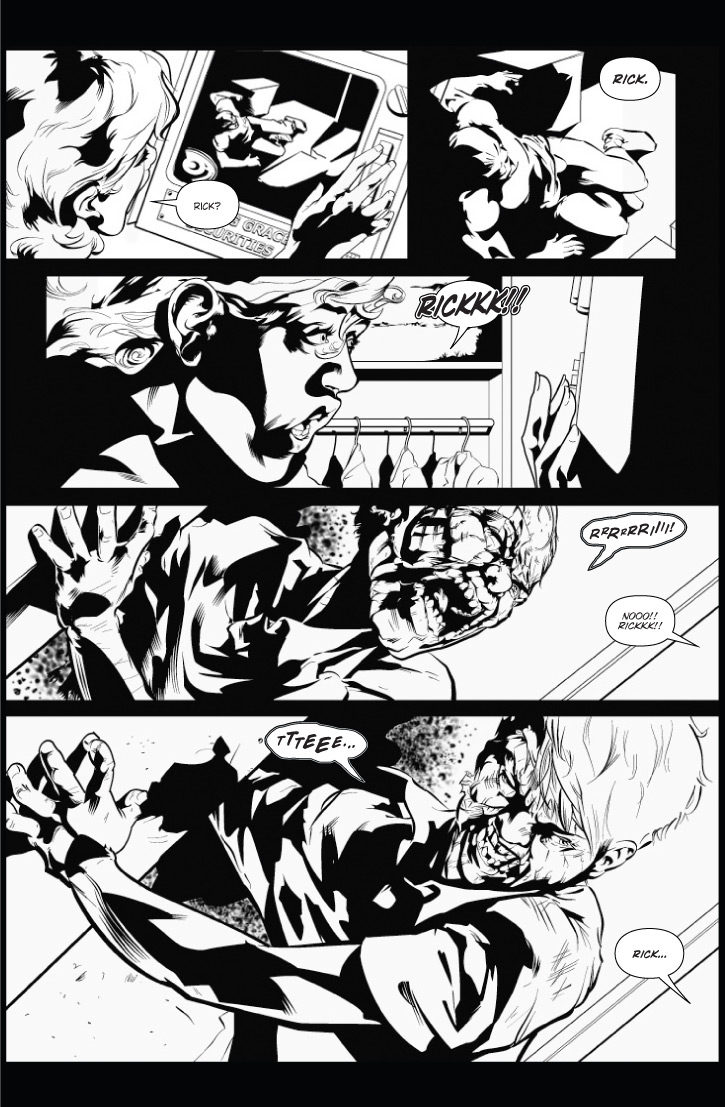 Devolution (Issue 8, Page 4)