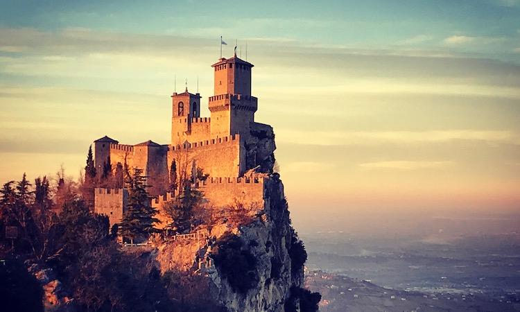 Sunset over San Marino.jpg