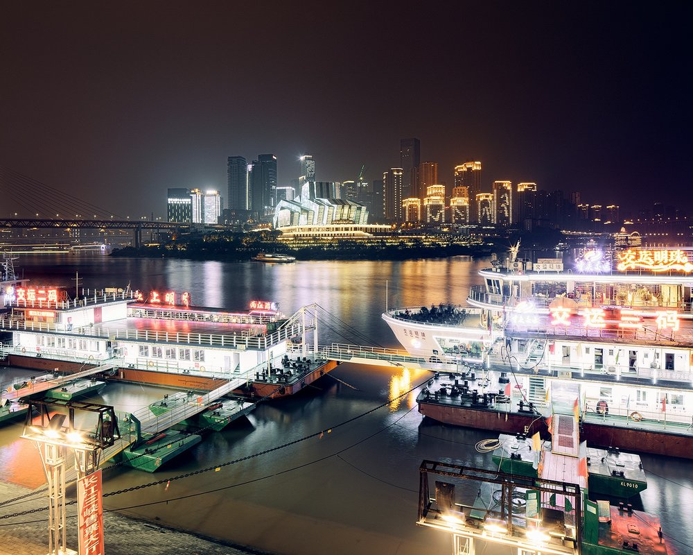 Yangtze River Dock