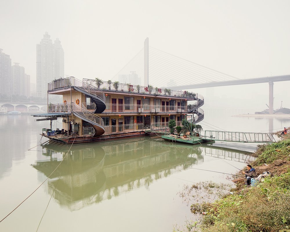 Jialing Riverbank #2