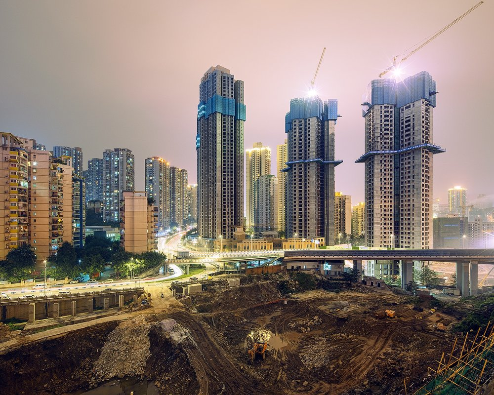 Huaxin Construction #2