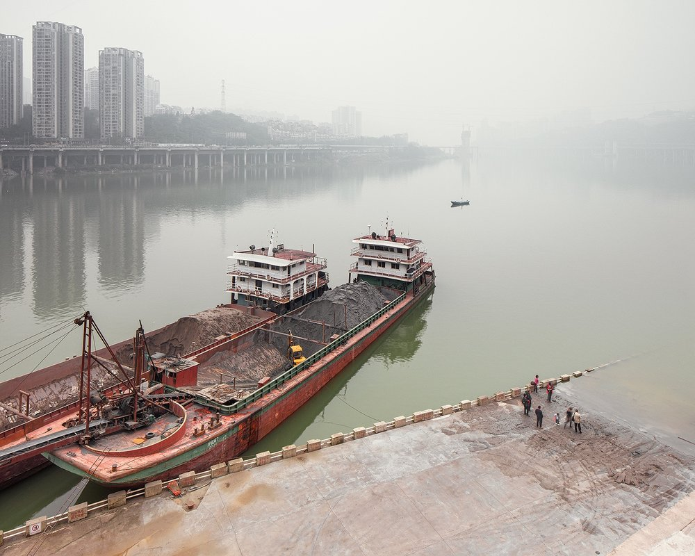 Jialing Riverbank #3