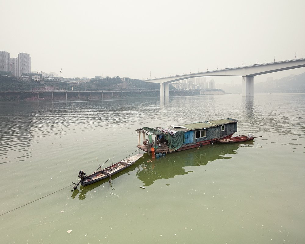 Jialing Riverbank #4