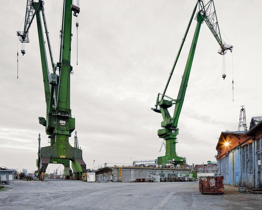 Shipyard #3