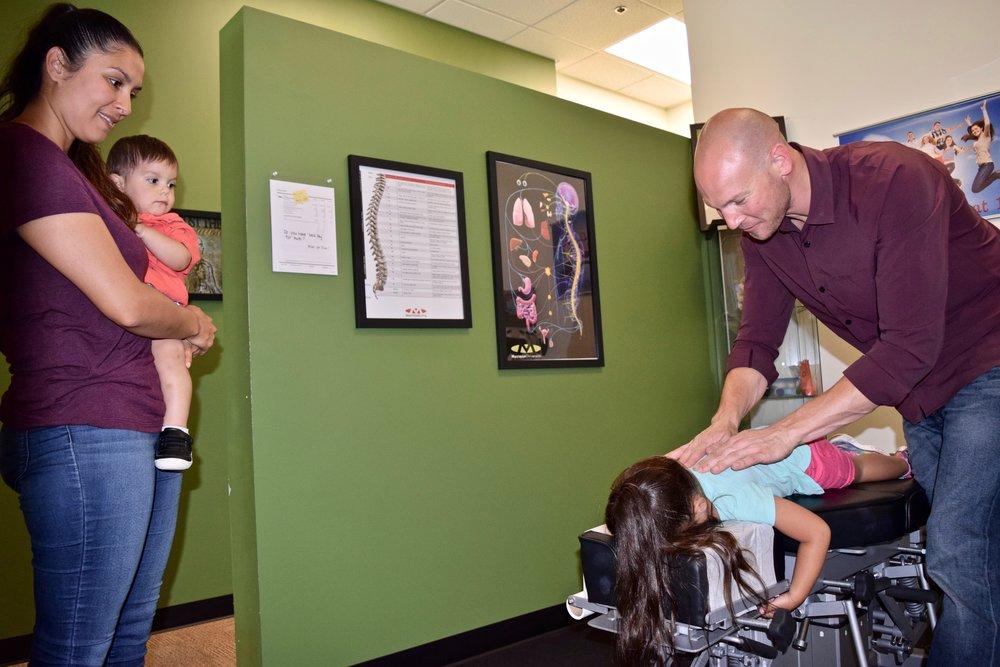 Max Chiro Dr Tim Adjust Little Girl Family Overlook  2.jpg