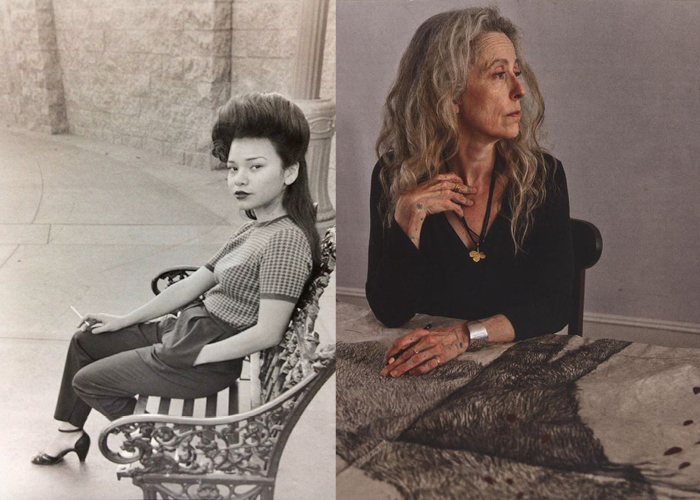 Rosie From Boyle Heights In The 1940s & Artists Kiki Smith