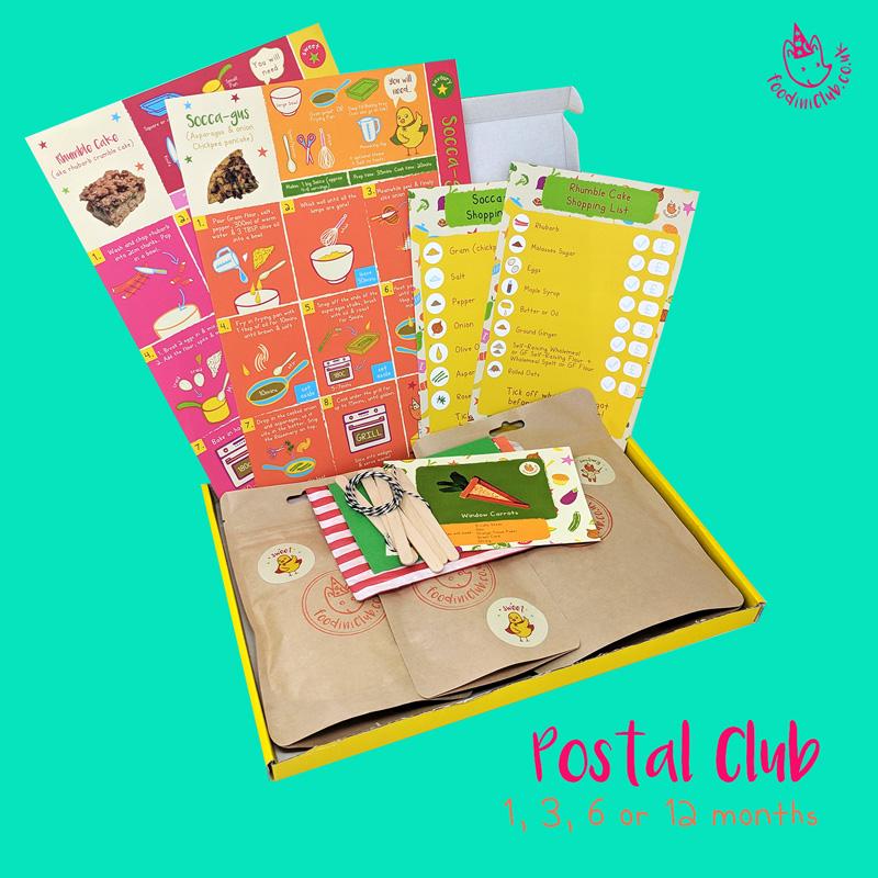 Postal Club - Foodini