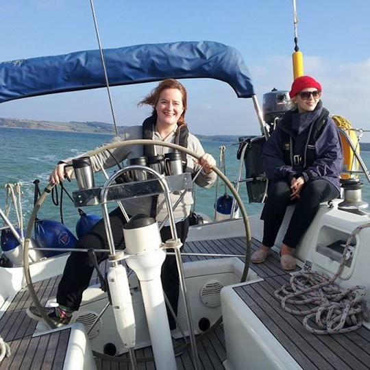 Beginners Learnt to Sail - Sailboat Project
