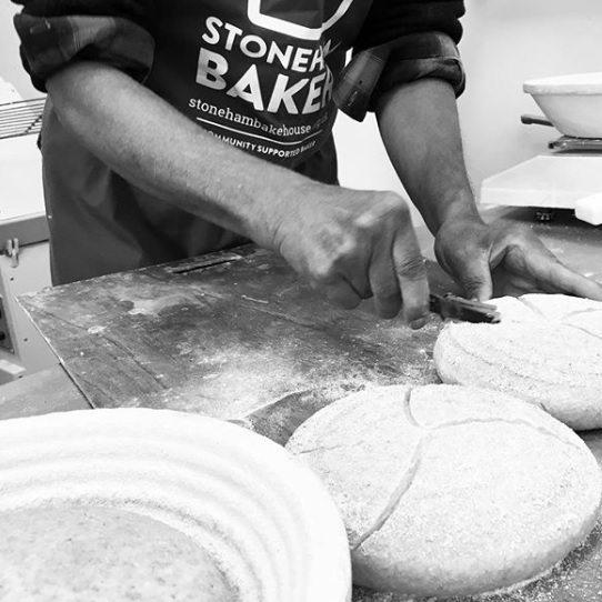 Bread Basics Workshop - Stoneham Bakehous