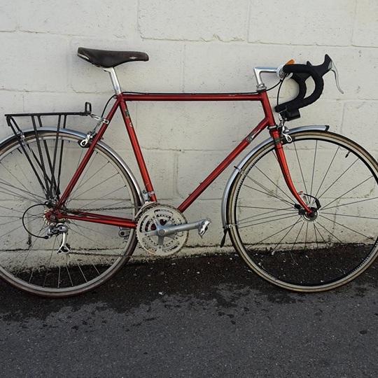 Secondhand Bike - Cranks Brighton