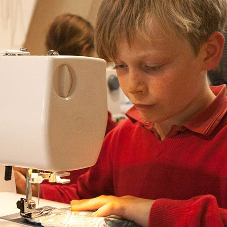Kids Sewing Classes - SewFabulous