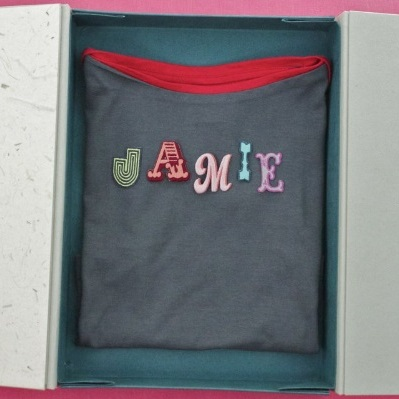Personalised Kids T-shirts - Super Natural Collections