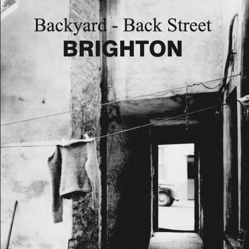 Backyard Backstreet Brighton - Queenspark Books